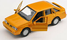 BLITZ VERSAND Polonez Caro Plus orange 1:34-39 Welly Modell Auto  NEU & OVP