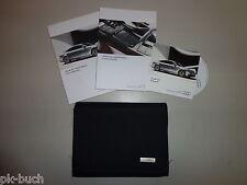 Bordmappe Betriebsanleitung Audi A7 / Sportback Instructieboekje Stand 2010