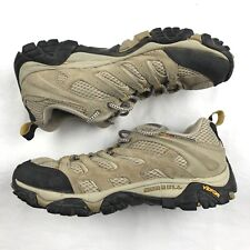 MERRELL Continuum Women's Trail Hiking Shoes Taupe VIBRAM J86612 Size 7.5 $120