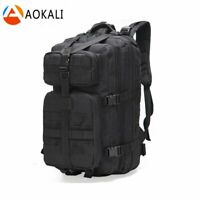 35L Outdoor Military Tactical Assault Backpack Molle Camping Hiking Rucksack US