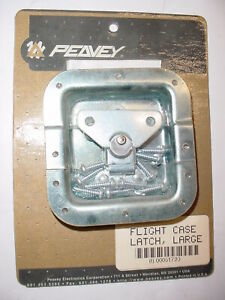 Peavey Flite Case Latch, Large - Genuine Part NOS 00051720