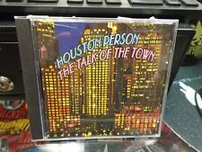 Houston Person The Talk of The Town CD 2003 Savoy Jazz Records VG+