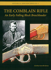 The Comblain Rifle Book by Jonathan Kirton