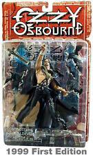 Ozzy Osbourne Mcfarlane figure original version with cardboard backing