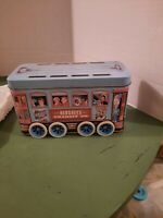 Collecrible Hershey's Chocolate Transit Co. Trolley Tin Train Canister #2