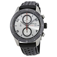Montblanc TimeWalker Silver Dial Automatic Mens Watch 116100