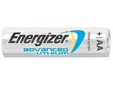 8 AA Energizer - 8 ADVANCED LITHIUM BATTERY LASTS UP TO 6 X LONGER 2030 EXPIRY