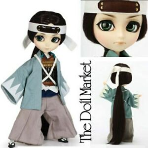 """NEW - Isul Souji Okita #JP923 11.5"""" Pullip Doll Jun Planning / Groove - Retired"""