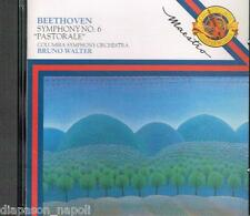 Beethoven: Sinfonia (Symphony) N.6 / Bruno Walter, Columbia Symphony Orch. - CD