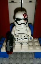 Lego Star Wars First Order Finn Storm Trooper with Blaster