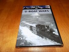 THE WAR FILE U-BOAT WARS Battle of Atlantic Pearl Harbor UBoats Nazi WW2 DVD NEW