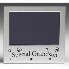 "Special Grandson Photo Frame 5""x3.5"" Grandparents Gifts Birthday Christmas"