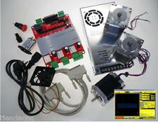 CNC Kit Electrónica de 3 Ejes + Interface USB MACH3 Fresadora