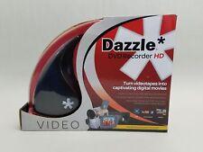 Nouveau Pinnacle Systems Dazzle DVD Enregistreur HD VHS To Convertisseur pour Pc
