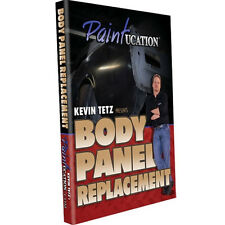 Kevin Tetz Paintucation Training Dvd Body Panel Replacement - Dvd5