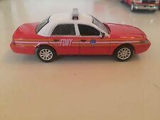 Greenlight FDNY 1:64 Chief's Car Crown Victoria