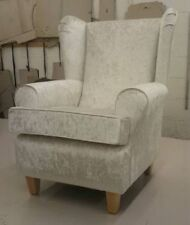 Velvet Solid Modern Armchairs