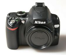 Nikon D60 10.2 MP Digital SLR Camera 5013342 (Body Only)