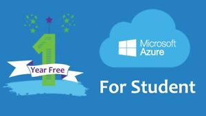 Microsoft Azure Available 100$ (Azure for Students)