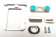 iPhone 4S SimKarte halter Power Volume Stumm Button Taste Audio Ring Schrauben