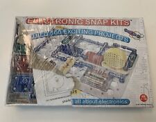 Electronic Snap Kits - Electronics 101 - Radio Shack 28-286 - Complete