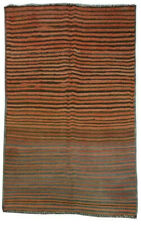 3x7 Handmade Vintage Traditional Wool Kilim Area Rug Runner