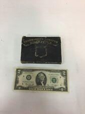 1864 FREEMASON'S MONITOR Sickels Pocket Size MASONIC - USED, w/ WEAR, pages NICE