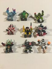Zbots Collection Lot of 9 1992-93 Galoob Free Shipping