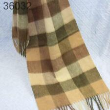Sale New Vintage Mans Cashmere Wool Warm Striped Scarves Scarf GIFT 1032