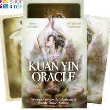 Kuan yin cards ebay pocket kuan yin oracle cards deck alana fairchild telling blue angel new altavistaventures Choice Image