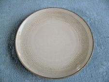 "Food Network 8 1/2"" Salad Plate Custard Pattern"