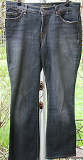 David Khan Jeans LAUREN Size 10 EUC
