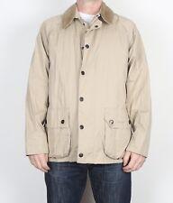 """BARBOUR Lightweight Bedale coat Jacket Medium 38"""" 40"""" Beige (K2F)"""