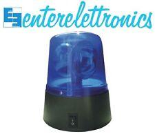 LUCE DI EMERGENZA LAMPEGGIANTE A LED BLU 920MM PER FESTE E DISCOTECA