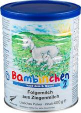 Bambinchen 2 - Babynahrung 7 bis 12 Monate 5x400g