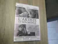 """DVD NEUF """"L'ARTISTE ET SON MODELE"""" Jean ROCHEFORT, Claudia CARDINALE / T. TRUEBA"""