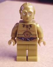 Lego Star Wars C-3PO Figur ( C3PO Droide Druide Roboter gelb C 3PO ) Neu