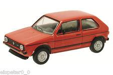 VW Golf GTI, rot / Art.-Nr. 452013100, Schuco Auto Modell 1:64