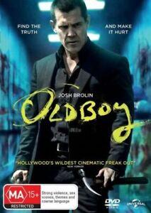 Old Boy DVD Rare Movie - AUST REGION 4