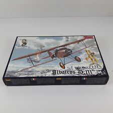1/72ALBATROS D.III WORLD WAR 1, GODWIN BRUMOWSKI RODEN Nº024