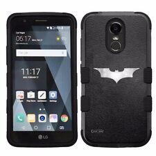 For LG Stylo 3 LS777 Hard Impact Armor Hybrid Case Batman #L