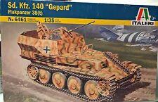 "Italeri 6461 - SdKfz 140 ""Gepard"" Flakpanzer 38 (t)"