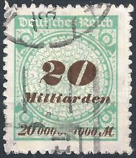 "Korbdeckel MiNr. 329BP mit Plattenfehler ""HT"" gestempelt"