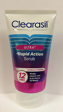 CLEARASIL ULTRA RAPID ACTION SCRUB - 125ML
