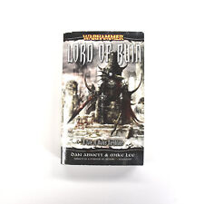 Warhammer Lord of Ruin Novel Black Library Softcover Mike Lee book
