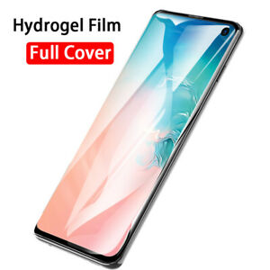 Hydrogel Film For OnePLus 6T 7T 8T 7 8 Pro Full Cover Soft Screen Protector Film