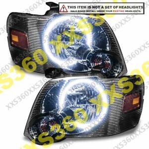 ORACLE Headlight HALO RING KIT for Ford Explorer Sport Trac 08-10 WHITE LED