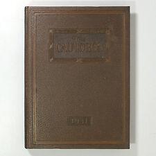 NORTHEASTERN UNIVERSITY - Cauldron 1931 - Yearbook - Boston Massachusetts