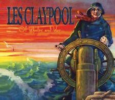 of Whales & Woe 0822550001814 by Les Claypool Vinyl Album