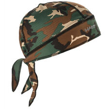 Halo Headband Protex Sweatband Bandana - Camo Green